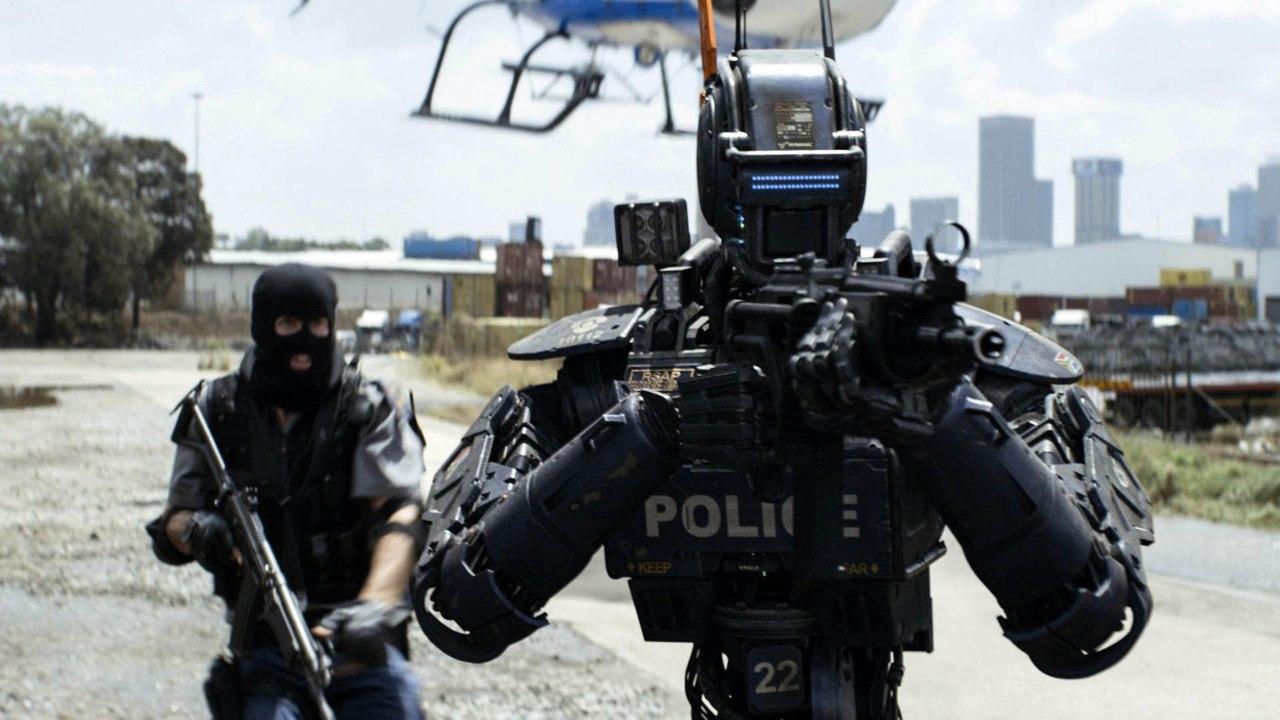 К 2040 году роботы будут патрулировать улицы городов