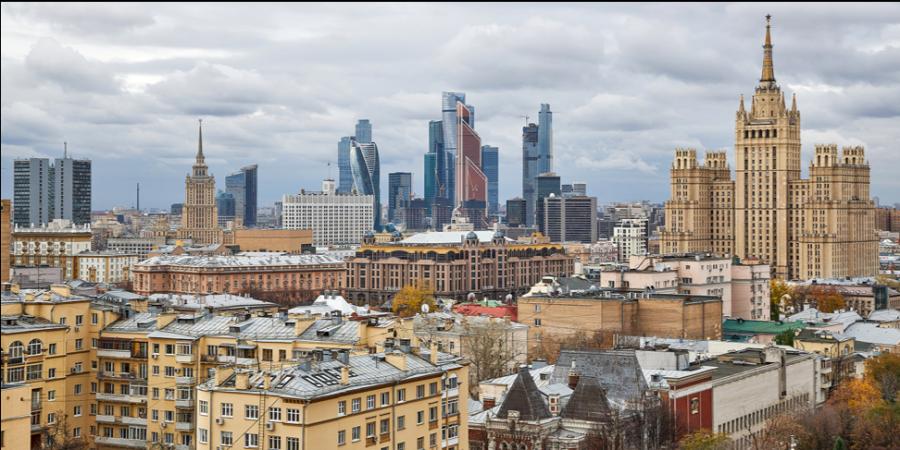 Какой будет Москва через три…