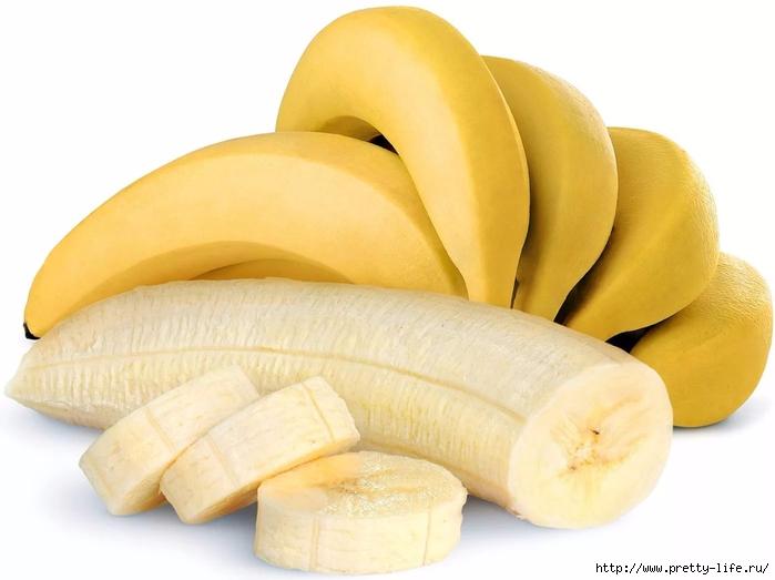 Банан - рецепты красоты и здоровья