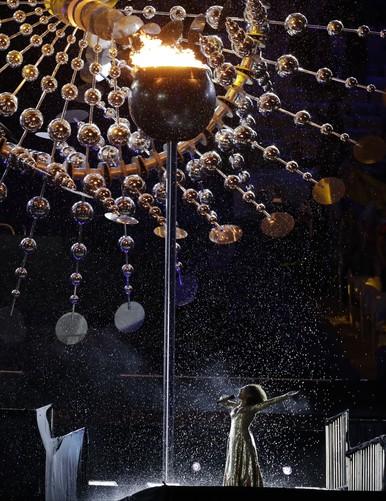 Церемония закрытия Олимпийск…