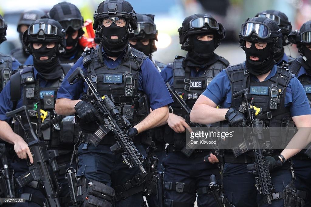 Лондон после терактов (фото).