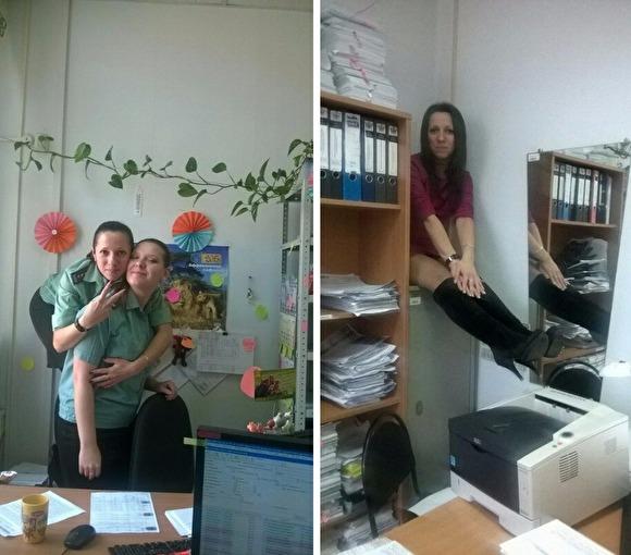 «Им некогда, они модели»: сотрудниц ФССП в Лесном высмеяли за их гламурные фото в соцсетях