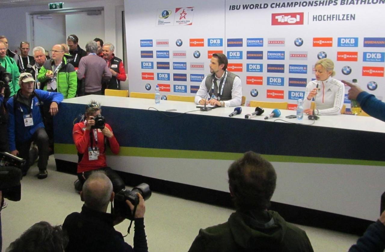 Новый допинг-скандал на ЧМ по биатлону