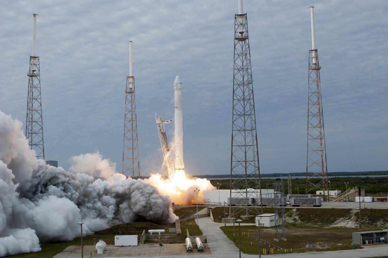 В США отменили запуск космич…