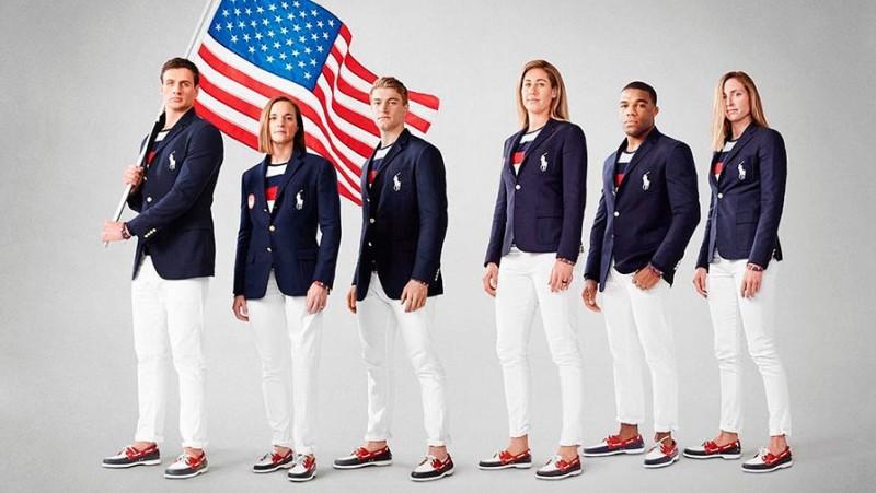 Олимпийскую сборную США отстранили от Олимпиады