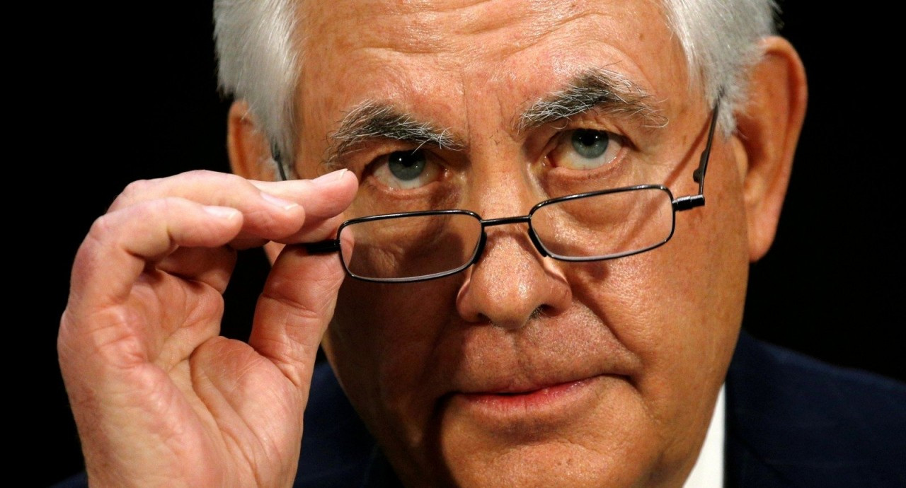 Тиллерсон выдвинул России условия сотрудничества с США в Сирии