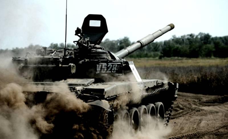 Отправка на убой. Три роты Т-72Б  для обороны Калининграда