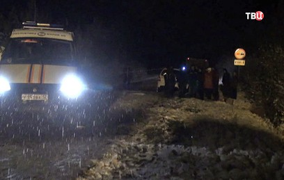В Марий Эл объявлен траур по погибшим в ДТП с микроавтобусом