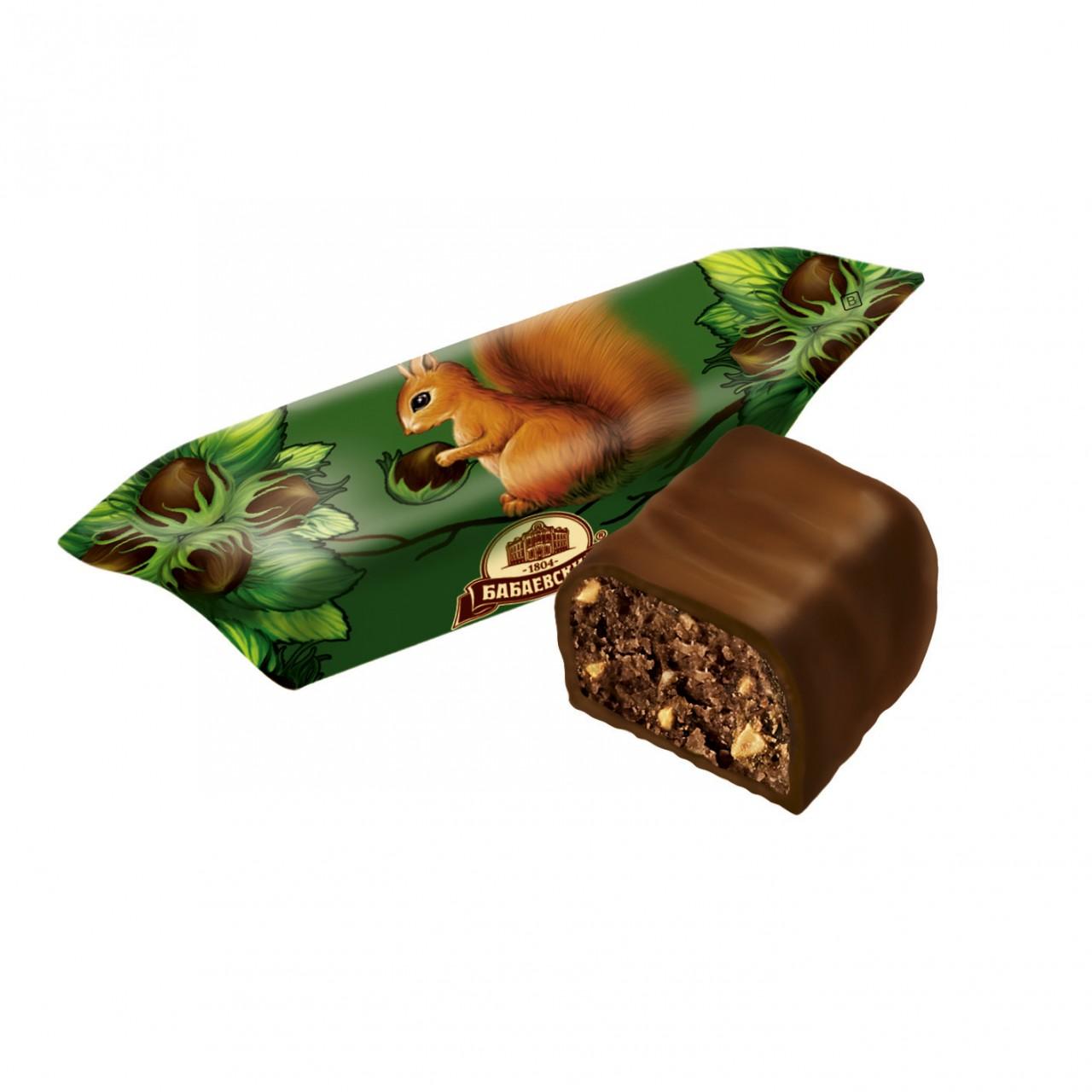 Шоколадная конфета