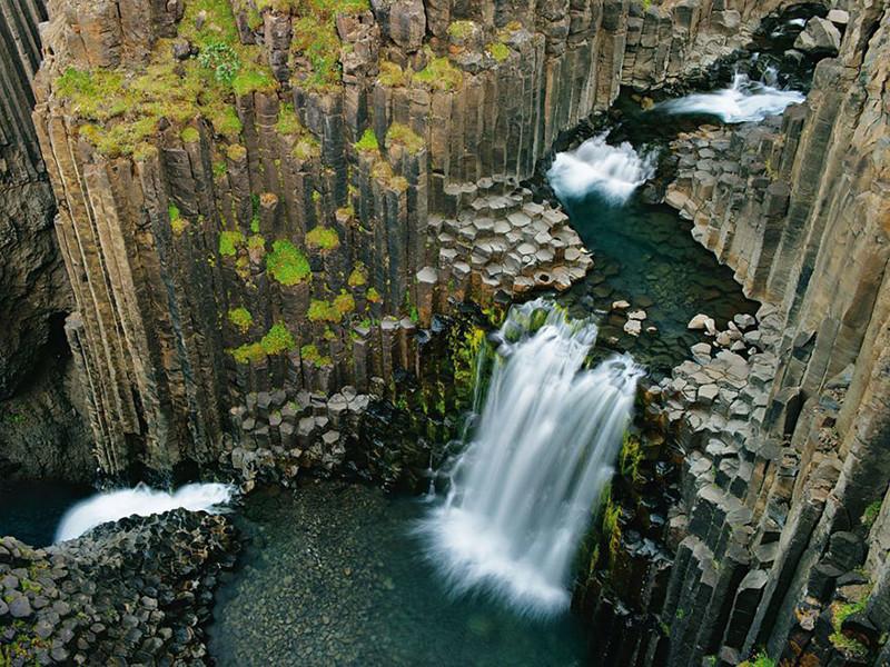 3. Литланесфосс виды, исландия, красота, фото