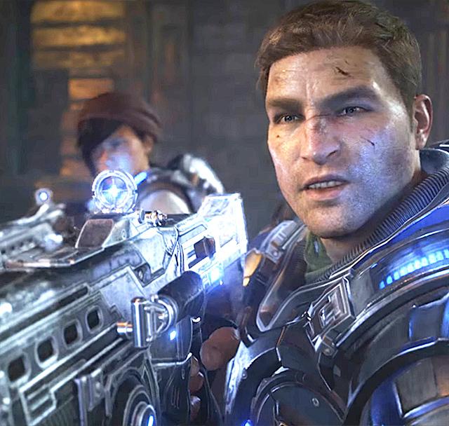 Обладатели видеокарт Nvidia могут получить Gears of War 4 бесплатно