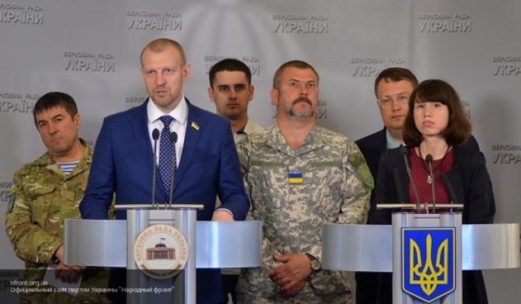 Украина не уймётся: Тетерук пообещал «украинский парад на Красной площади»