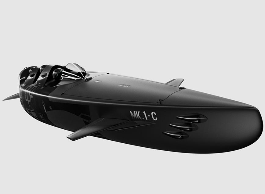 Личная 3-местная подводная лодка Ortega Mk.1-C