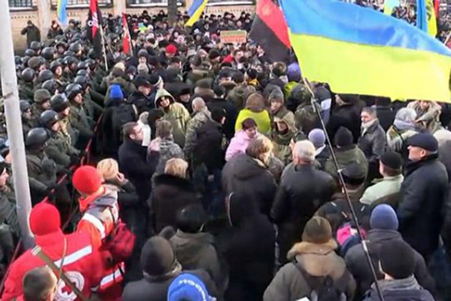 """Новый """"Майдан"""" приведет к признанию Новороссии"""