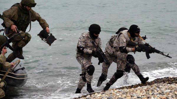 Флот вышел на сушу: ВМФ смог…
