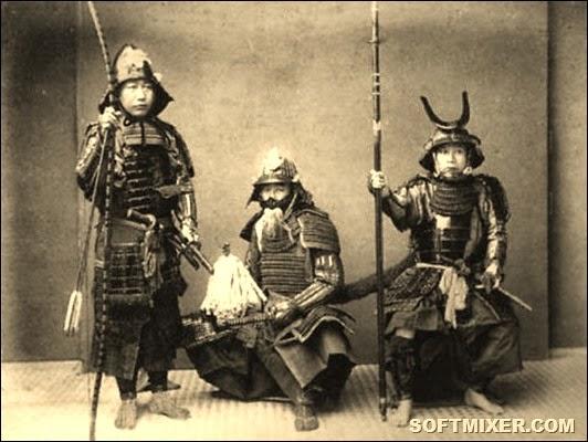 Мифы и факты об истинных самураях