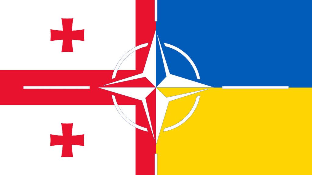 Не приняв Украину и Грузию в…