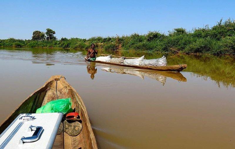 Путем запустения африка, мадагаскар, остров, франция