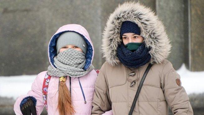 Хватит ли Украине газа: 7-9 февраля до -26