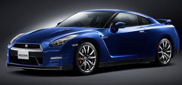 Новый Nissan GT-R будет гибридным