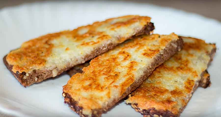 Самый бюджетный бутерброд