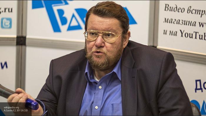 Сатановский объяснил, почему Россия не вводит свои войска на Украину