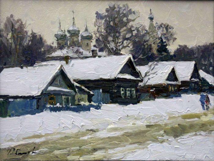 художник Ирина Рыбакова картины – 18