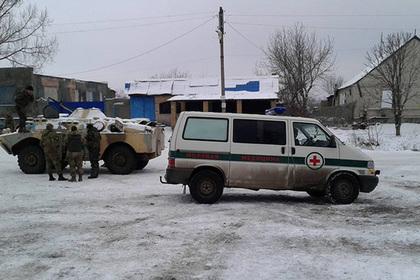 Украинский военнослужащий рассказал подробности боя за лес в районе Дебальцево