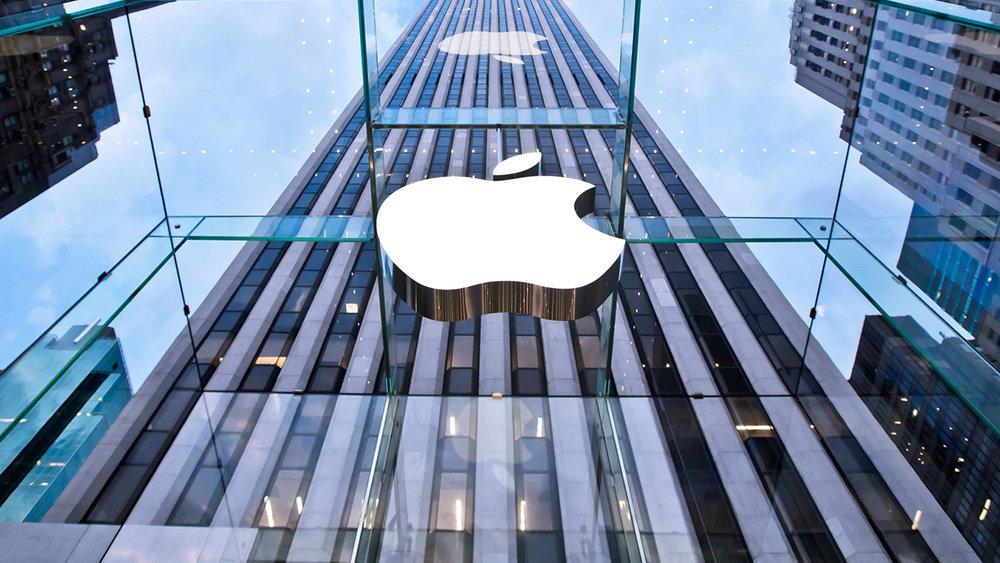 Apple показала рекордную выручку после падения