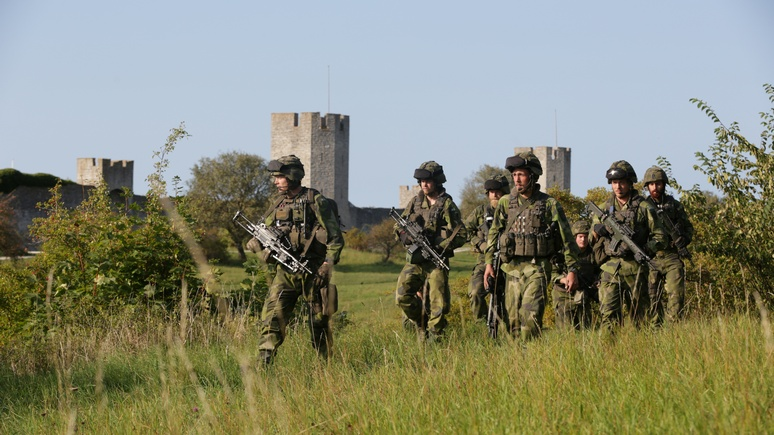Newsweek: на российское бряцание оружием Швеция ответит учениями с НАТО