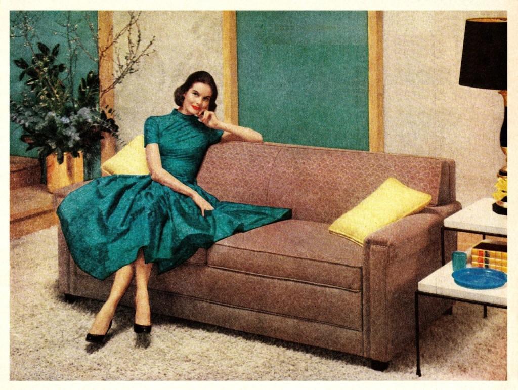 Выглядеть небрежно и безвкусно домохозяйке просто непозволительно