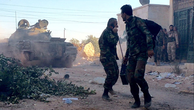 Новости Сирии. Сегодня 8 марта 2017