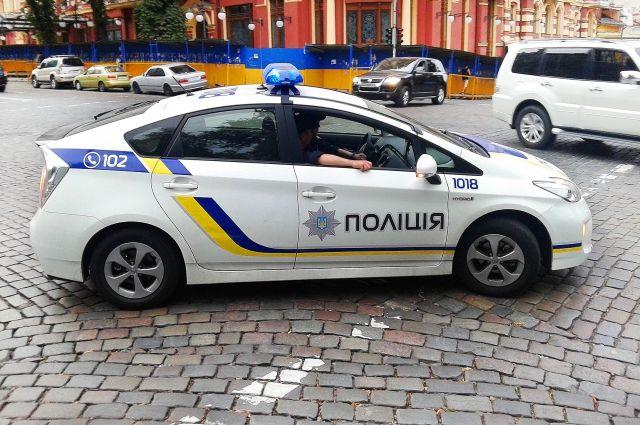 Украинские радикалы вновь напали на здание Россотрудничества в Киеве