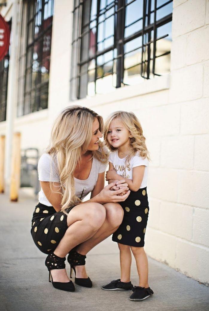 Лялечка и мама
