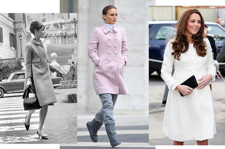 Пальто беби-долл: носить или неносить?