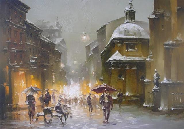 художник Игорь Кухарский картины – 08