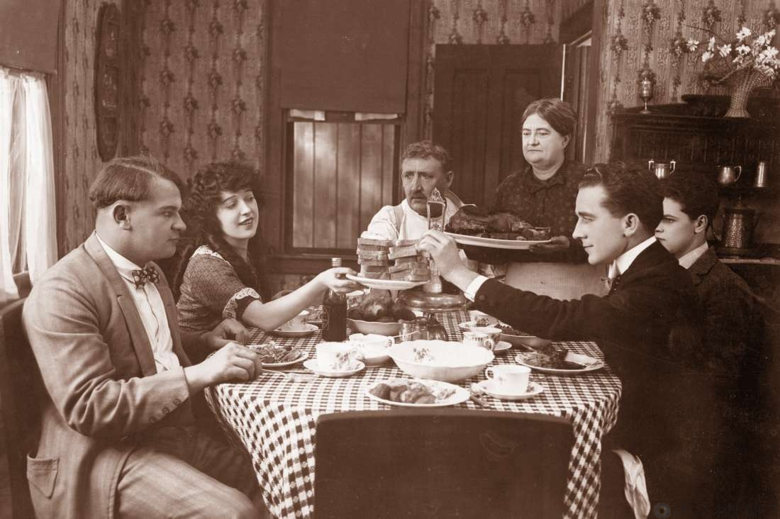 12 занятных советов для безболезненного общения с вашими родственниками со стороны супруга или супруги