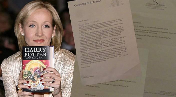 «Это ужасная книга!»: 12 знаменитых авторов, которым отказали издатели