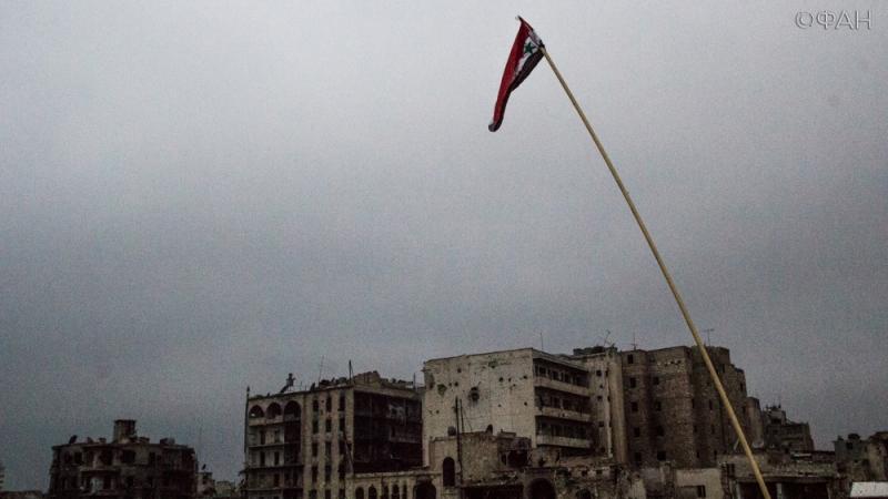 Дамаск требует публичных извинений от разрушителей Сирии