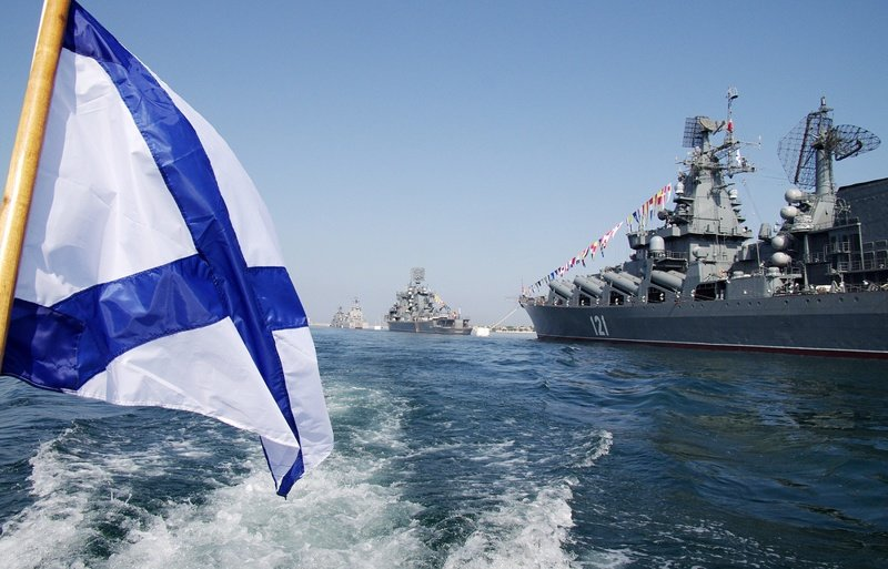 Гордость русских моряков