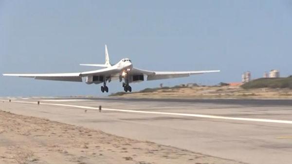 В России прокомментировали заявление Помпео о полёте Ту-160 в Венесуэлу