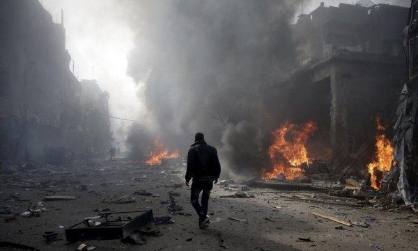Когда США уйдут из Сирии