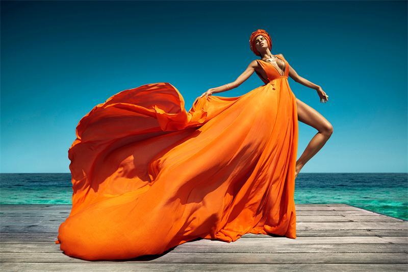 Платье-макси: must have весеннего гардероба