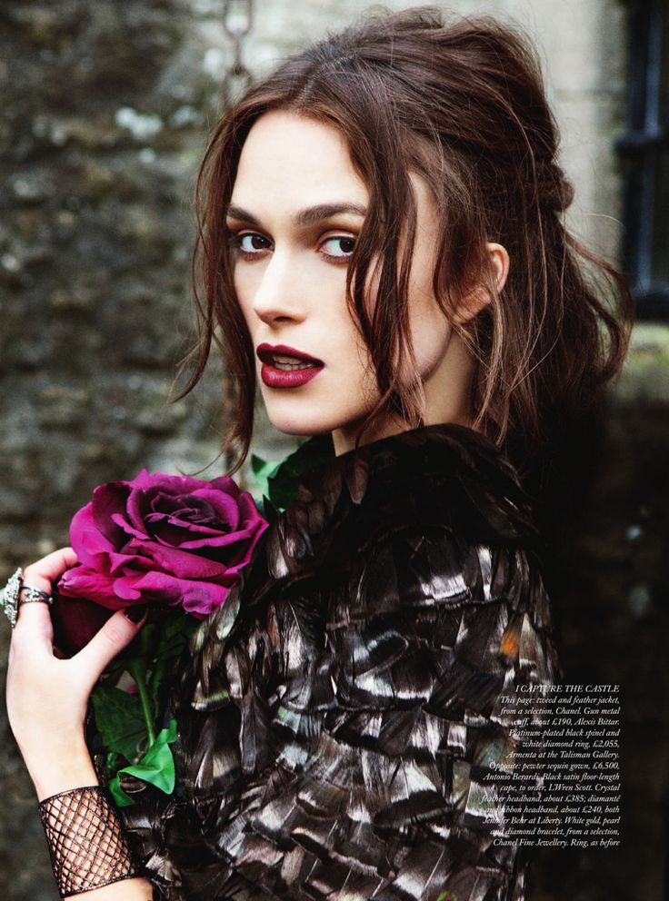 Keira knightley no