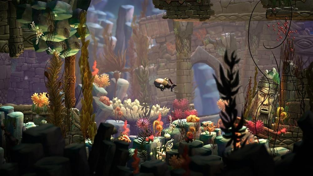 Обзор Song of the Deep