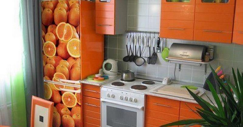 идеи как украсить холодильник