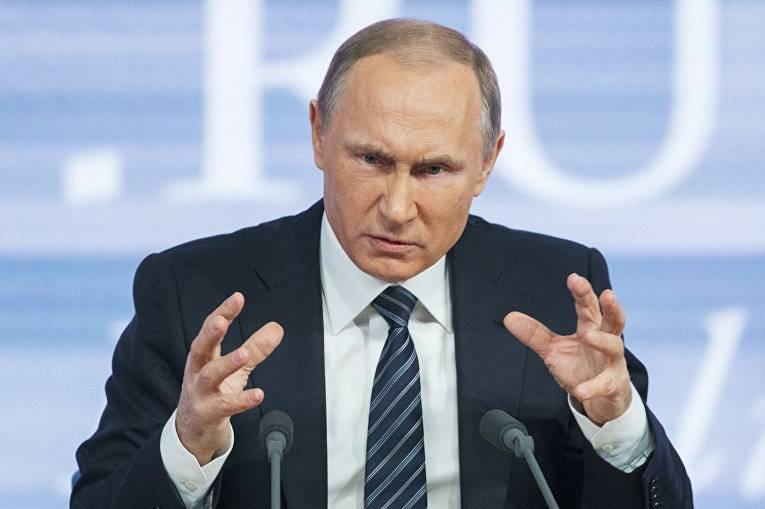 CNN поведал, как Путин ошарашил западного журналиста своей жесткостью