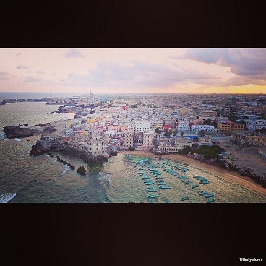 столица Сомали