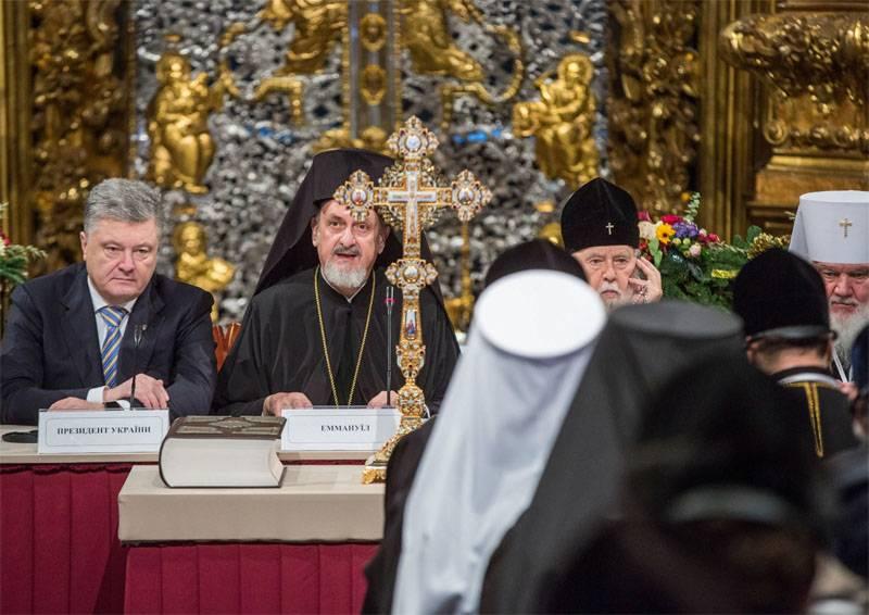 Порошенко: Новая церковь Укр…