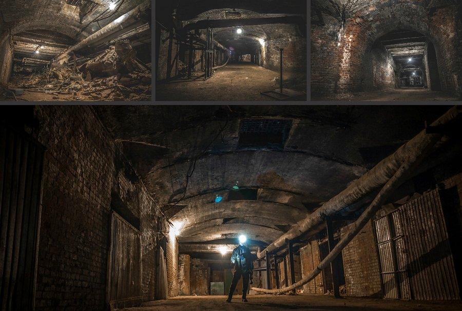 Легенда подземной Москвы